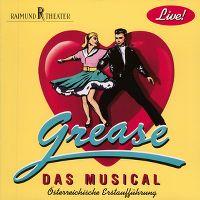 Cover Musical - Grease [Österreichische Erstaufführung]